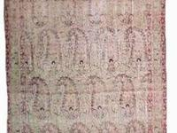 I have a Antique Persian Rug - KermanShah - Turn of
