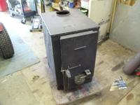 HERES A SHANENDOAH AIRTIGHT WOOD STOVE,BEEN USING IT IN