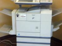 Sharp MX350N copier. Good condition. Can be networked