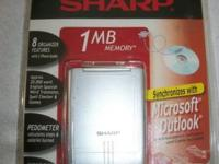 Sharp YOP20HII 1MB Electronic Organizer Product
