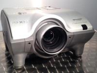 My company is selling Sharp XG-P25X projectors for $250