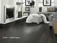 "690 sq ft of Shaw Lewis and Clark color Legacy 4"" x"