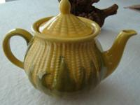 Shawnee Corn King Standard Teapot #75 - Excellent! This