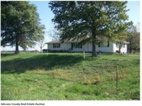 Real Estate Auction Johnson County Kansas Farm Land Two