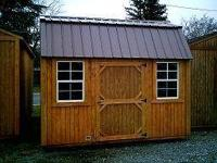 Nice 12x20' cabin/building 2 windows, vents, storage