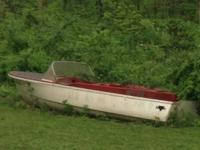 Boat is for free. Will need to come and pick it up.