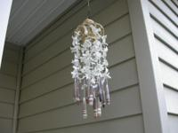 These wind chimes come in a variety of colors, and are