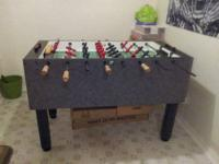 Very nice table and has been very well kept!! Would