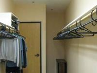 Time to get organized! 23+ feet of closet shelving from
