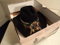 $95... OBO ... This is a gorgeous hat made by