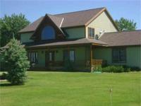 Wisconsin Creek Frontage, 5 bedrooms and 3 baths on 22