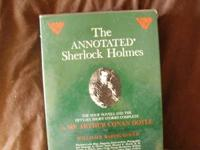 THE ANNOTATED SHERLOCK HOLMES THE 4 NOVELS AN THE