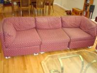 Seven piece Sherrill modular couch for sale in Los