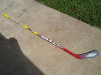SWD Sherwood right-handed adult hockey stick, brought