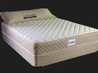 Sherwood Cadence Firm queen and king mattress sets,