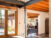 Spectacular contemporary, energy efficient home built