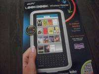 LookBook wireless reader with WiFi still in box but has