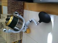 stradic 8000FH Shimano spinning reel for sale.Brand