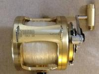 I have 4 Shimano tiagra 130 reels, simply serviced,