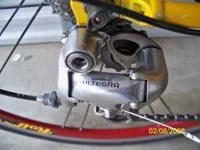 This is a Shimano Ultegra group set consisting of