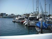 BOAT SLIP AVAILABLE IN THE GORGEOUS NEWPORT BEACH