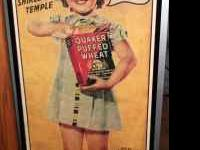 Shirley Temple Picture in frame,20th Century Fox