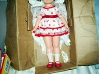 Cute, mint condition Shirley Temple doll still in