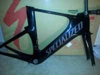 I have a brand new Shiv Pro frame in a size medium
