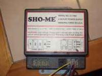 Sho-Me Strobe power supply for sale. Model no. 21.7462.