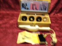 Shoe Shine Box; General Electric, easy, quick, tidy
