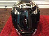 SHOEI helmet size M Joe Rocket Suzuki jacket with