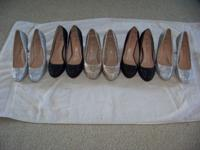 New never worn size 6 1/2 1 pair Bella Luna in the