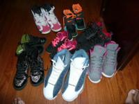 I HAVE HUNDRED'S OF SHOES FOR SALE FROM INFANT TO ADULT