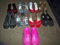 Cleaning out my closet. Take them all or choose a pair!