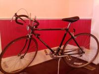 Nice riding bike. 49 cm frame. Light weight and
