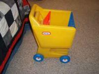 Shopping cart Little Tykes $10  or email Location: