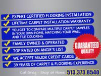 Cincinnati Carpet/Cincinnati Flooring dba Home Based