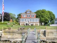 Narragansett Bay breezes await you at this waterfront
