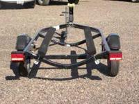 Single ski-doo trailer available $850.00. Please call