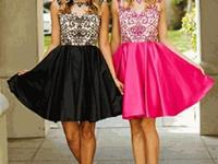 This style add784 Walk Pretty in this short dress with