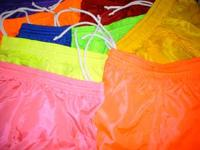 Description 100% Polyester neon shorts - approx. 5,000