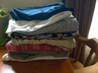 12 Pair of Shorts, most like new and an assortment of
