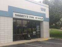 Shorty's tire center has new and used tires. We also do