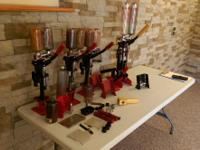 Shotshell Reloading Tools and Supplies Quan