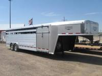 FOR SALE: Brand New 2011 Logan Coach 24' GN Show Cattle