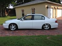 Clean 1998 Chevy Malibu LS Entertainment Ride, 108,000