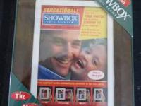 SEALED - Showbox Photo Picture Viewer 3.5 X 5 Holds 40