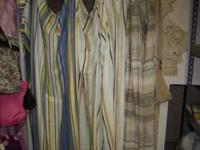 all shower curtains are 5.00 each - good condition