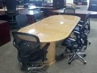 Veneer Tables 10' Sale Office Demands, LLC New and