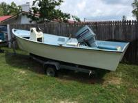 fishing boat or shrimping boat workboat comes complete